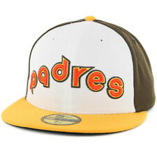 "New Era 5950 San Diego Padres ""Home Run Derby 2016"" Fitted Hat Men's MLB Cap"