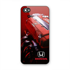 Ford Mustang White Carbon Print Plastic Hard Case For iPhone 5s 6s 7 8 X (Plus)
