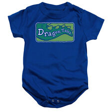 """Fraggle Rock """"Circle Logo"""" Infant One Piece - Small - XL"""