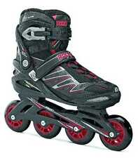 Roces Mens ZYX M Fitness Inline Skates Rollerblade ART Black/Red 400805