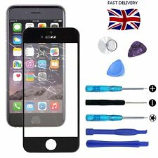 Front Outer Screen Glass Lens Replacement Repair Tool for iPhone 6 6S 4.7 Black