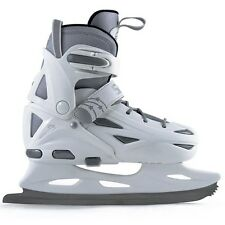Ice Skates. Kids Ice Skates. SFR Eclipse Adjustable Figure Ice Skates - White