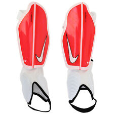Nike 2017 Protegga Flex Football Soccer Shin Guard ShinPads Red/White SP0313-617