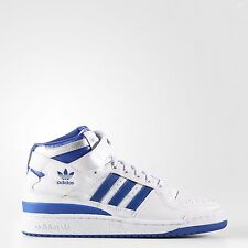 adidas Originals FORUM MID REFINED Sneakers Men's Basketball Shoes White F37830