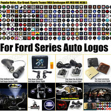 For Ford Auto Car Brand Logo Laser Lamp LED Ghost Shadow Courtesy Welcome Light