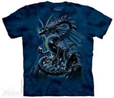 Skull Dragon T-Shirt from The Mountain - Adult S - 5X