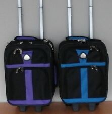 LAWN BOWLS BAG WITH TROLLEY HANDLE FITS 4 BOWLS MENS & WOMENS I FITS LOCKERS