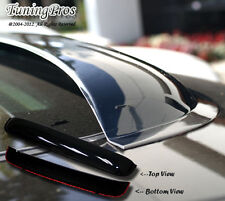 Cadillac CTS 4 Door 2003-2007 5pc Wind Deflector Outside Mount Visors & Sunroof