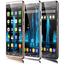 "Unlocked 5.5"" 3G/GSM Quad Core Smartphone Android Cell Phone Dual SIM WIFI AT&T"