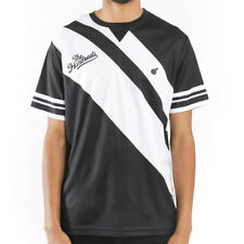 "The Hundreds ""Spike Volleyball"" Short Sleeve Tee (Black) Men's Graphic T-Shirt"