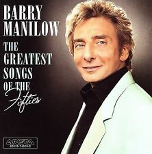 The Greatest Songs Of The Fifties By Barry Manilow 2006 CD Arista Records Sony