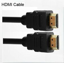 HDMI v1.4 Cables 1080p High Speed with Ethernet for TVs Sky HD PS4 Xbox One Lead