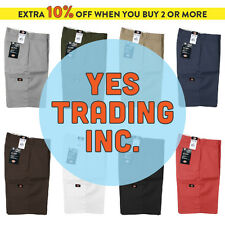 "NEW Dickies Mens 13"" Multi-Pocket Pocket Loose Fit Work Shorts Style # 42283"