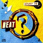 THE ENGLISH BEAT - What Is Beat? (CD, Audio Masters Plus Series, I.R.S Records)