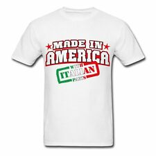 made_in_america__italian Men's T-Shirt