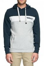 Mossimo Men's Piedmont Cotton Poly Fleece Hoody Grey Marle BNWT 30% OFF