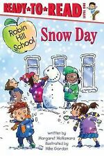 Robin Hill School: Snow Day by Margaret McNamara (2007, Paperback)