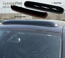 Dodge Ram 3500 Van Model Only 98-03 3pc Deflector Out-Channel Visors & Sunroof