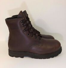 "Red Wing 2422 Mens Insulated Electrical Hazard 8"" Brown Work Boots with Tech Toe"