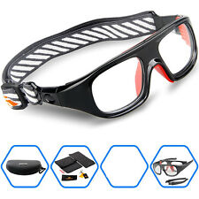 Protective Safety Sports Glasses Goggles Basketball Soccer Football Eyewear Mens