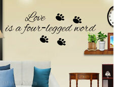 NEW Love is ... DIY Removable Wall Sticker