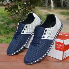 New Fashion Men Outdoor Sneakers Breathable Casual Sports Athletic Running Shoe
