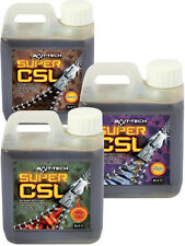 1ltr OF BAIT TECH SUPER CSL LIQUID, ALL FLAVOURS,, FOR CARP / MATCH FISHING