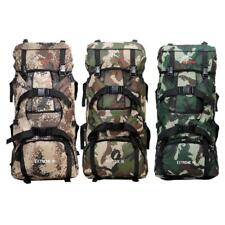 90L Outdoor Hiking Camping Mountaineering Travel Backpack Tactical Outdoor Bag