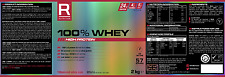 Reflex 100% Whey Muscle Building Protein