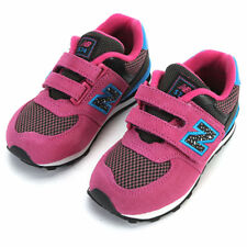 New Balance Toddlers' 574 Outside In Walking Shoes KG574O7I Pink/Black