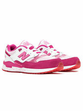 New Balance Girls' 530 Foil Eggs Sneakers KL530OGG Pink/White