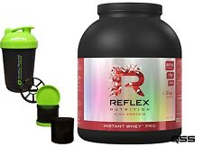 REFLEX NUTRITION INSTANT WHEY PRO 2.2KG HIGH QUALITY WHEY PROTEIN LOW CARBS +SMA
