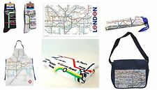 Officially Licensed London Underground Metro Tube Train Map  Souvenirs Gift