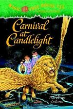 Carnival at Candlelight Magic Tree House HBDJ chapter book # 33 MaryPope Osborne