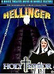 Hellinger Holy Terror DVD >Brand New - In Stock - Fast Ship<