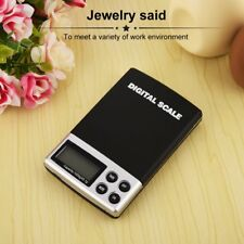 Digital Scale 1000g x 0.1g Jewelry Gold Silver Coin Grain Gram Pocket Size MU