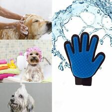 Massage Hair Removal Cat Dog Pet Hair Clean Brush Touch Glove Pet Groomer Gloves