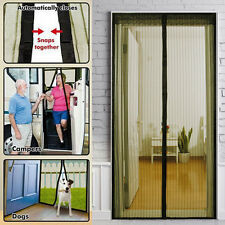 Hot Selling Insect Fly Bug Mosquito Door Net Netting Mesh Screen Family Lot LN