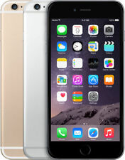 Apple iPhone 6 + Plus 16GB GSM Unlocked AT&T T-Mobile Gray Silver Gold LS