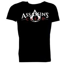 Assassins Creed Logo Grey T-shirt Official Licensed Game