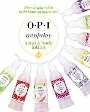 OPI Avojuice Hydrating Skin Quenchers Hand & Body Lotion - 250ml