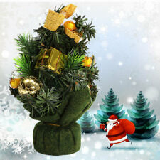 20cm Multicolor Christmas Decorations Gifts Mini Christmas Tree Ornaments