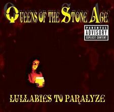 QUEENS OF THE STONE AGE - Lullabies to Paralyze (CD, 2005, Interscope Records)
