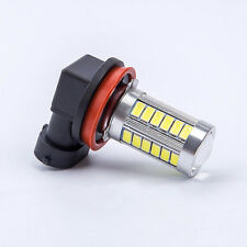12W LED Light 5630 33SMD Headlight Bright Front Fog Lights Driving DRL Car Lamps