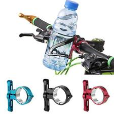 Bicycle Water Bottle Cage Mount Holder Alloy Handlebar Seat Post Rack I0Q4