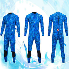 Men Snorkeling Wetsuit Surfing Swimming Scuba Diving Warm Full Suit Rash Guard