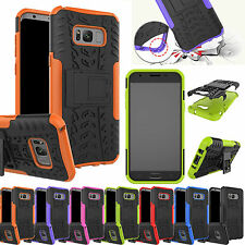 FOR SAMSUNG GALAXY S6 S7 S8 S8+ HEAVY DUTY MILITARY SHOCK PROOF PROTECTION CASE