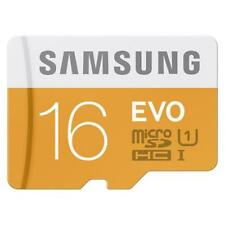 For T-MOBILE PHONES - SAMSUNG EVO 16GB MICROSD MEMORY CARD HIGH SPEED CLASS 10
