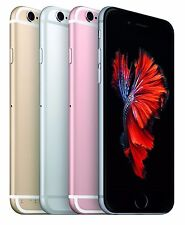 Apple iPhone 6+ Plus-16GB 64GB GSM Factory Unlocked Smartphone Gold Gray Silver@