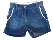MEXX - Children Jeans shorts romantic blue - Girl Size 98 - 152